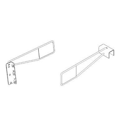 Séparateur vertical fil porte-étiquette