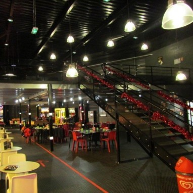Mezzanine ERP pour restaurants