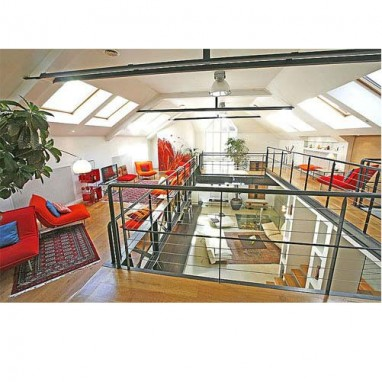 Mezzanine pour loft