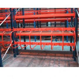 Séparateur vertical pour palettier