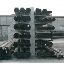 Stockage en exterieur galvanisé à chaud