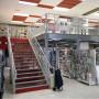 Mezzanine ERP pour magasins